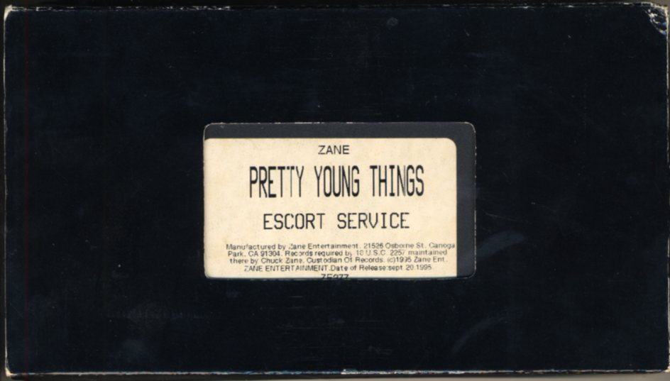 Pretty Young Things Escort Service