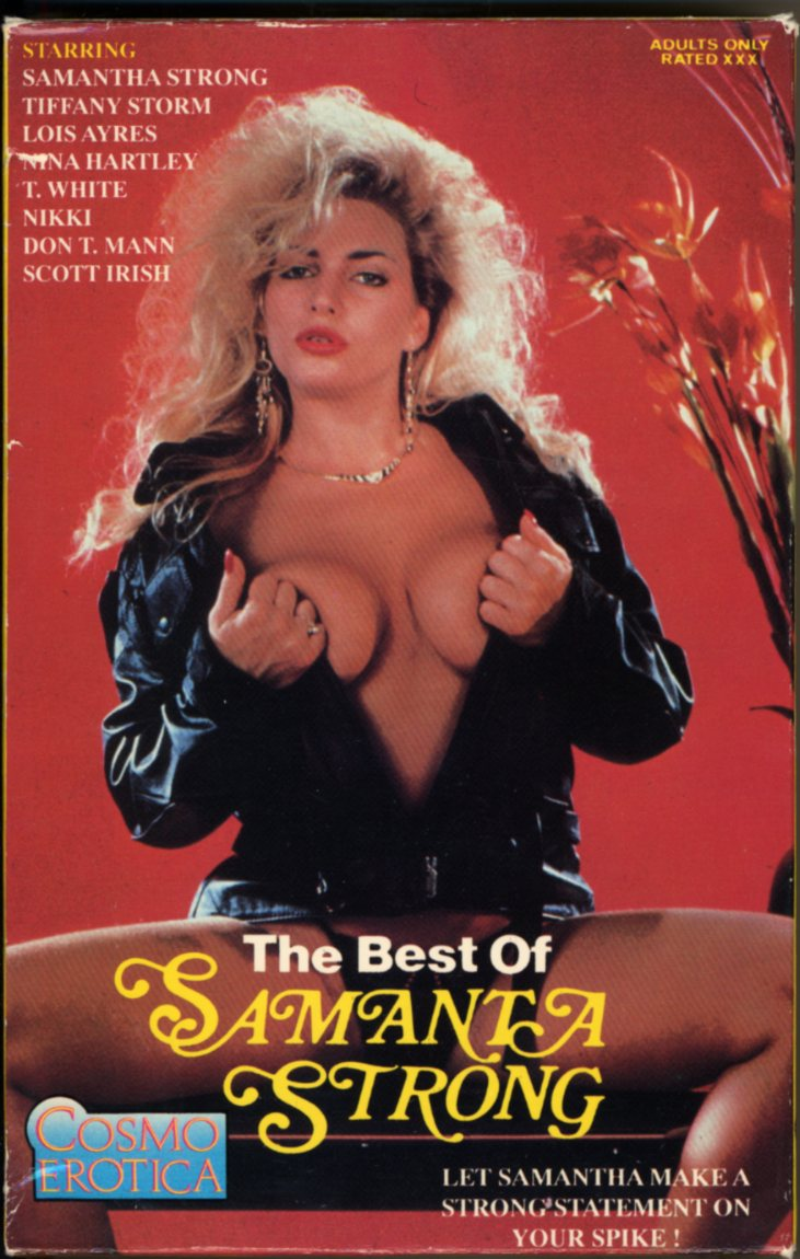 Samantha Strong (The Best of)