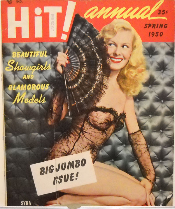 Hit Annual - Spring 1950