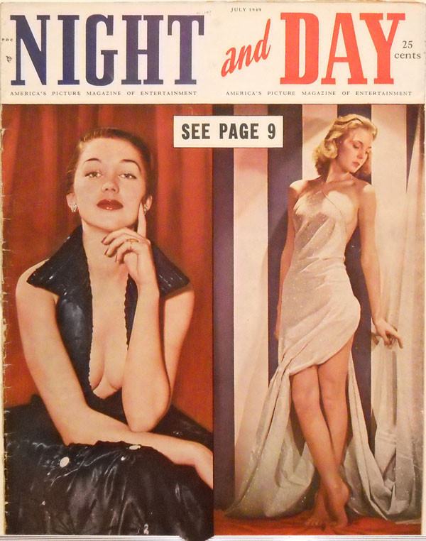 Night & Day - 1949-07