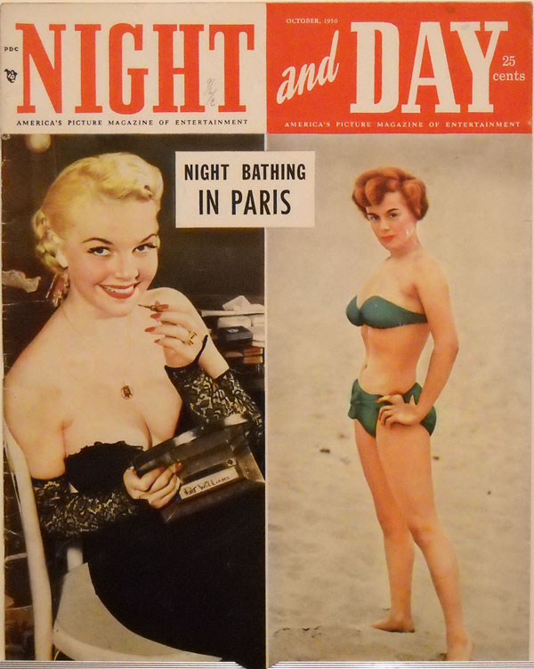 Night & Day - 1950-10