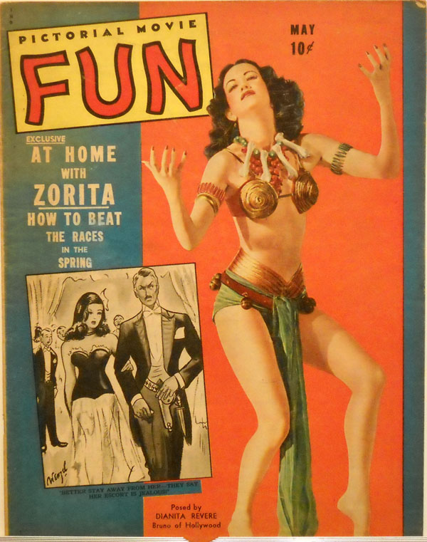 Pictorial Movie Fun - 1942-05