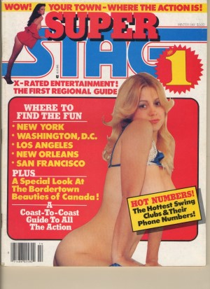 Stag - Annual - v1 #1