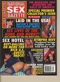 National Sex Gazette - 1999-06