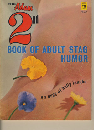 Adam Book of Adult Stag Humor #2