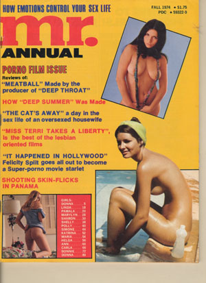 Mr - Annual 1974 Fall