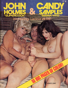 John holmes pornstar and candy samples