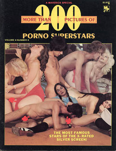 Porno Superstars - More Than 200 Pictures of
