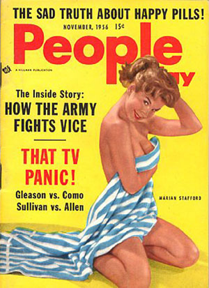 People Today - 1956-11