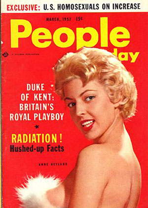 People Today - 1957-03