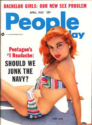 People Today - 1957-04