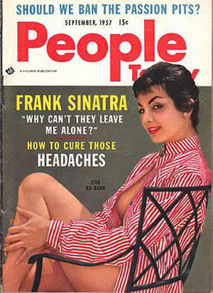 People Today - 1957-09