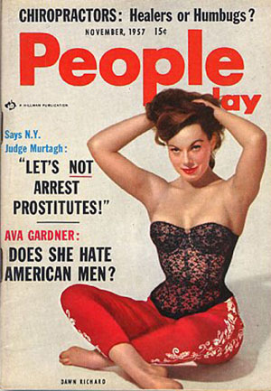 People Today - 1957-11