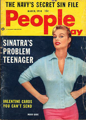 People Today - 1958-03