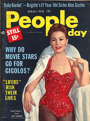People Today - 1958-08*