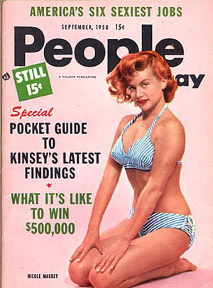 People Today - 1958-09
