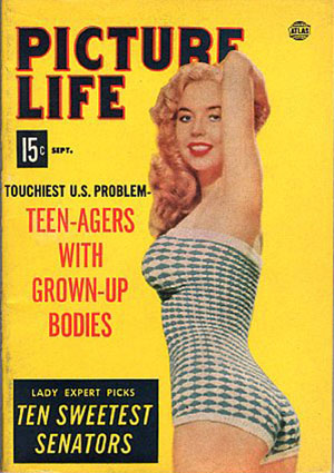 Picture Life - 1954-09